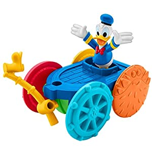 Fisher-Price Disney Junior Mickey Mouse Clubhouse Mouska-Maker Donald
