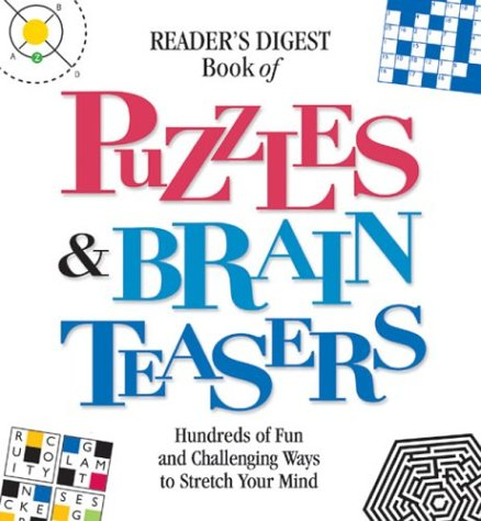 Book of Puzzles and Brain Teasers