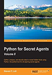 Python for Secret Agents - Volume II: 2
