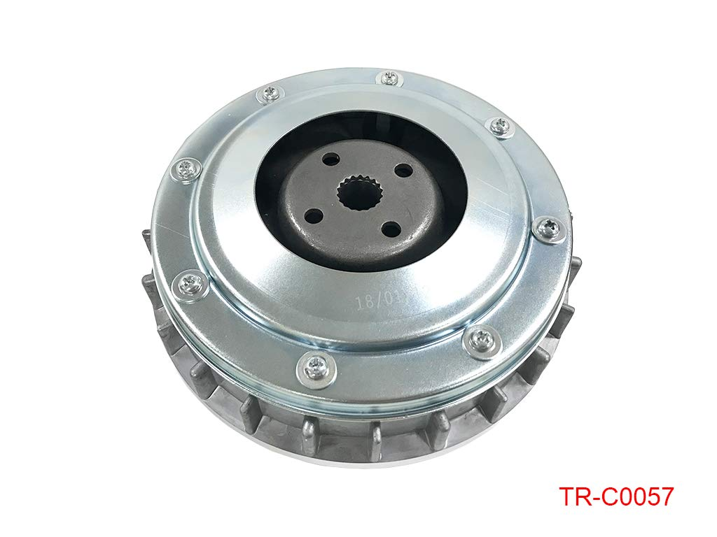 Primary Clutch Shave Assembly for Yamaha Grizzly 550 Grizzly 660 Grizzly  700 Rhino 660 4x4