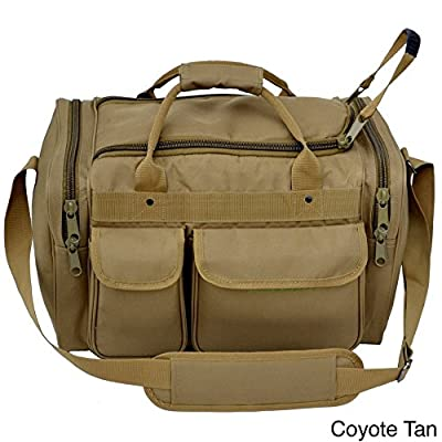 Explorer Large Padded Deluxe Tactical Range Bag - Rangemaster Gear Bag