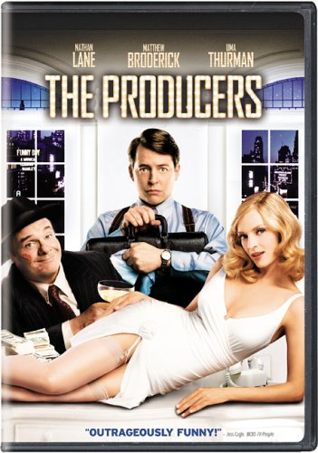 DVD : The Producers (, Dubbed, Dolby, AC-3, Widescreen)