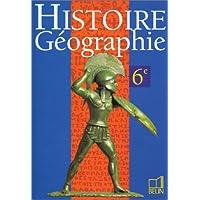 Histoire-Géographie - Initiation économique, 6e (livre de l'élève)