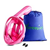 Best Kids Snorkels - WONICE Snorkel Mask Full Face for Adults Review