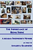 The Importance of Being Shine, Annarita Guarnieri, 0988667029
