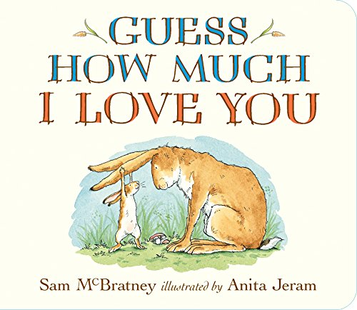 Book Cover: Guess how much I love you
