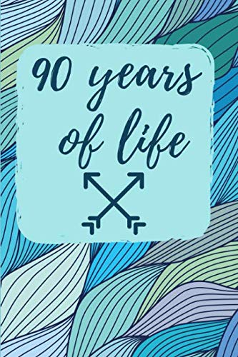 90 Years of Life: Graph & Sketch Paper