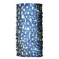 Buff UV Buff - Impresión en ángulo de Northern Pike, talla única