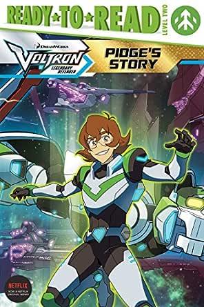 Pidges Story (Voltron Legendary Defender)
