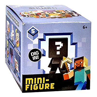 Minecraft Ice Series 5 Minecraft Series 5 Mini Figure Mystery Pack