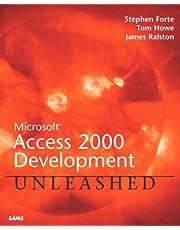 Microsoft Access 2000 Development Unleashed