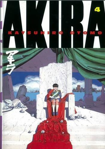 Akira, Vol. 4 [Katsuhiro Otomo] (Tapa Blanda)