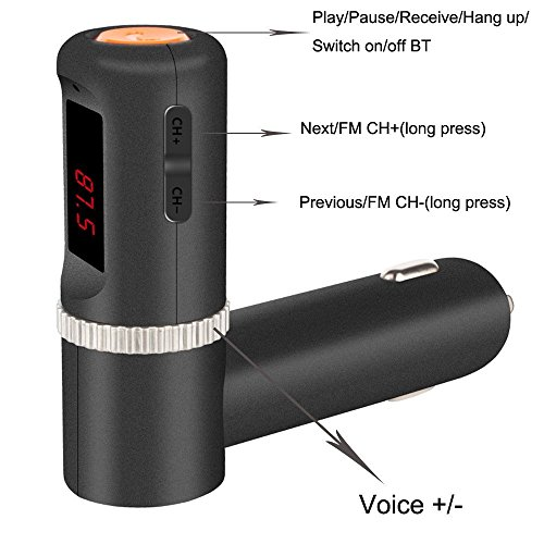 iSunnao Wireless Transmitter Bluetooth Receiver product image