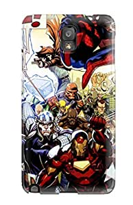 Everett L. Carrasquillo's Shop Best 9593746K99347690 Anti-scratch Case Cover JeremyRussellVargas Protective Marvel Case For Galaxy Note 3
