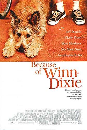 because-of-winn-dixie-authentic-original-27-x-40-movie-poster