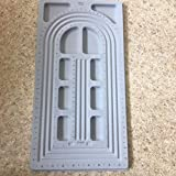 Totally Tools Bead Board 18x9 Gray 3 channel . (5 PCS