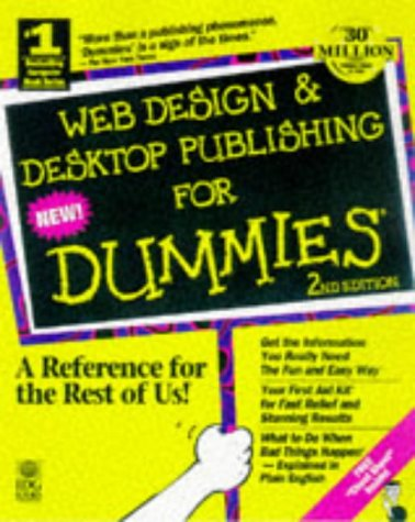 Web Design & Desktop Publishing for Dummies