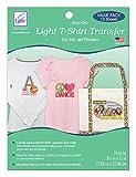 June Tailor Light T-Shirt Transfer Value, Pack of 10