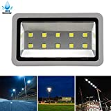 LuBao Super Bright 500W LED Flood Light, Waterproof White 6000K Spotlights Flood Lamp,Security Lights for Outdoor Yard Landscape Playground,Ac85-265V Review