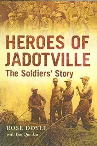 book cover of The Heroes of Jadotville