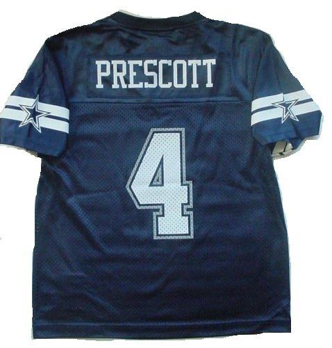 7eae28080e7 Amazon.com   Dak Prescott Dallas Cowboys  4 Men s Big   Tall Mesh Player  Jersey Navy   Sports   Outdoors