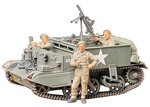 Tamiya Models Universal Carrier Mk.II Model (Universal Bren Carrier)