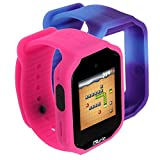 KD Interactive Kurio Watch 2.0+ the Ultimate Smartwatch Built for Kids with 2 Bands Color Smart, Pink
