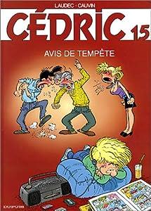 """Afficher """"Cédric n° 15 Avis de tempête"""""""