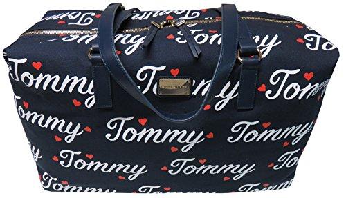 tommy hilfiger weekender bag women's