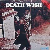 Death Wish LASERDISC (NOT A DVD!!!) (Full Screen Format)