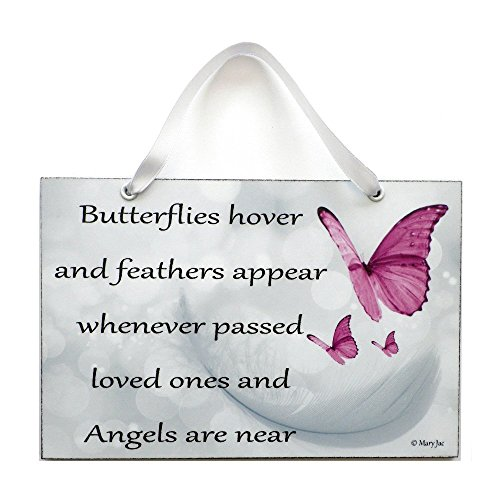 Angel Quote Butterflies Hover And Feathers Appear Angel Poem By Mary