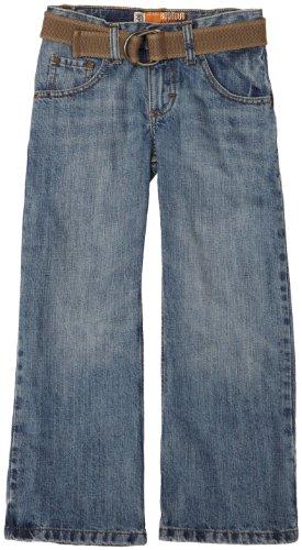 Just Below Waist Bootcut Jeans - 2