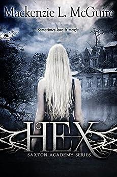 HEX by [McGuire, Mackenzie]
