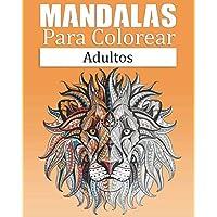 Mandalas Para Colorear Adultos: Mandalas Animales Para Meditar