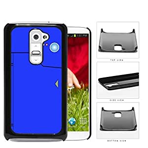 Pokedex Pocket Monsters Blue Hard Plastic Snap On Cell Phone Case LG G2 by icecream design