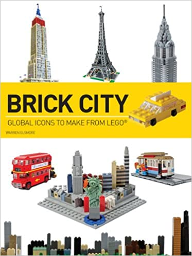 Brick City Global Icons To Make From Lego Bricklego Series