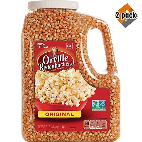 Unpopped Popcorn