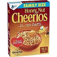 Honey Nut Cheerios Family Size Box Deals