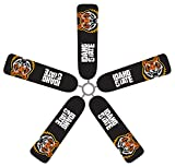 Fan Blade Designs Idaho State Bengals Ceiling Fan Blade Covers