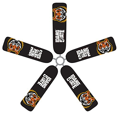 Fan Blade Designs Idaho State Bengals Ceiling Fan Blade Covers by Fan Blade Designs