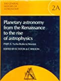 General History of Astronomy, , 0521242541