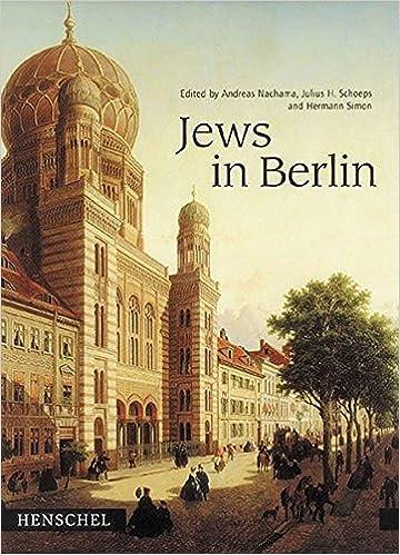 Book Jews in Berlin