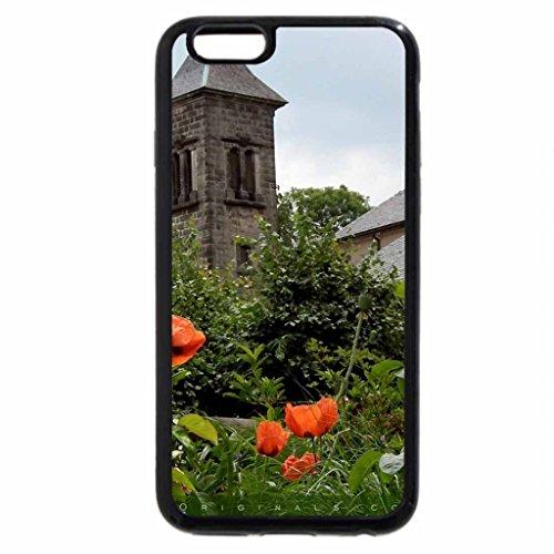 iPhone 6S / iPhone 6 Case (Black) Koenigstein-Fortress---View-From-Central-Garden
