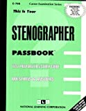Stenographer, Jack Rudman, 083730766X