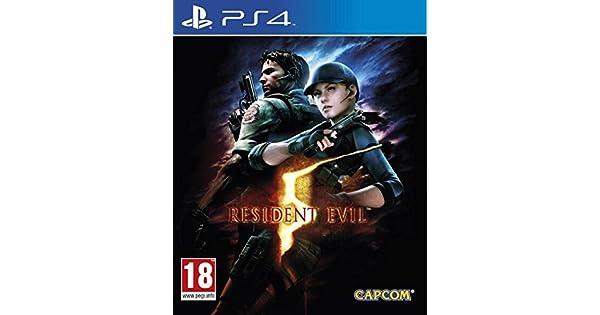 Resident Evil 5 [Importación Francesa]: Amazon.es: Videojuegos
