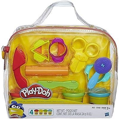 Play-Doh Starter Set, Standard Packaging: Toys & Games