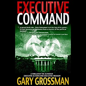 Executive Command Audiobook