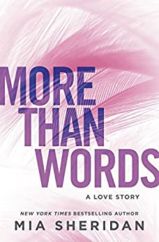 More Than Words: A Love Story by [Sheridan, Mia]