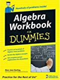 Algebra Workbook For Dummies