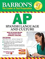 Barron's AP Spanish Language and Culture with MP3 CD